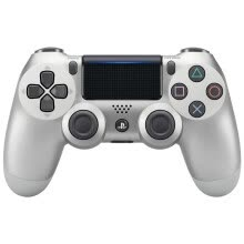 875062512-SONY (PS4 Official Accessories) PlayStation 4 gamepad (silver) 17 version on JD