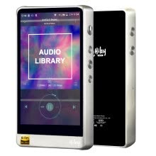 mp3-mp4-HiBy - Reproductor de música Android con procesador Snapdragon DSD256 MP3 HiFi on JD